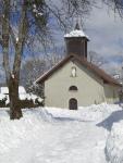 Nantbellet sous la neige